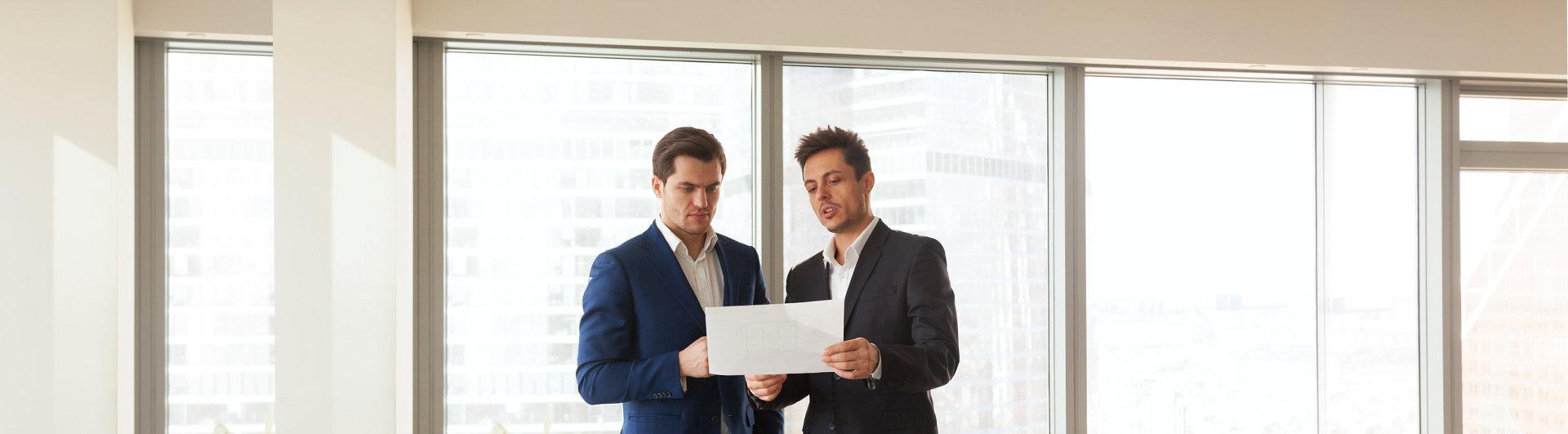 business man planning concept
